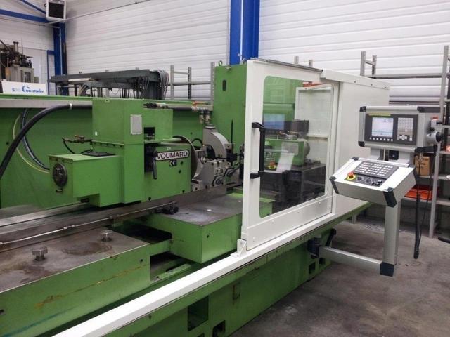 więcej zdjęć Szlifierka Voumard 400 CNC