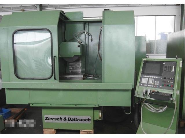 więcej zdjęć Szlifierka Ziersch & Baltrusch Starline 600 CNC