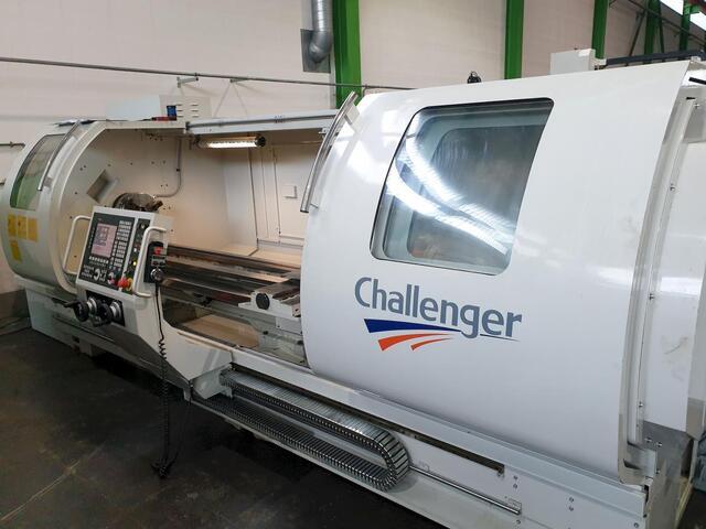 więcej zdjęć Tokarka Challenger Microturn BNC 22120X