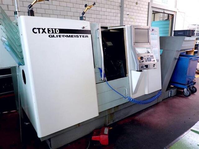 więcej zdjęć Tokarka DMG CTX 310 V1