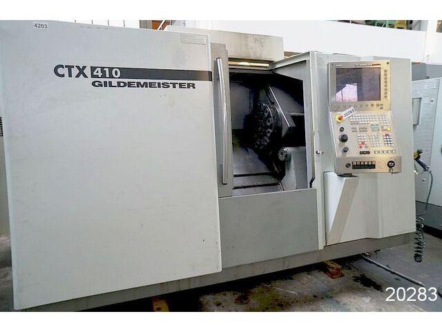 więcej zdjęć Tokarka DMG CTX 410 V3