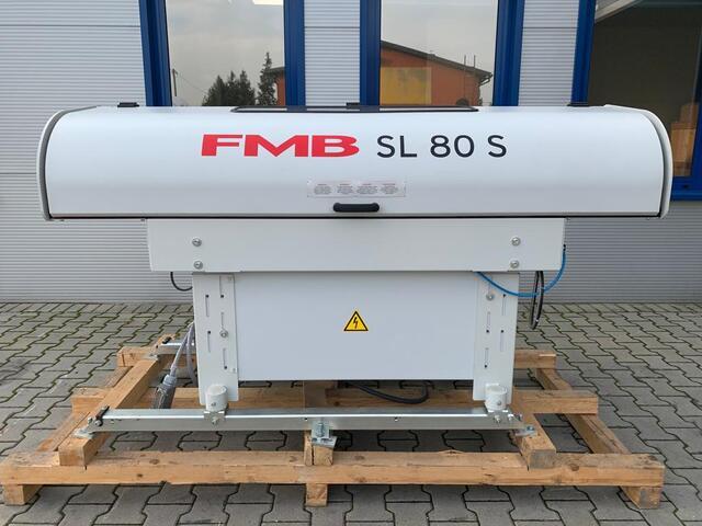 więcej zdjęć FMB SL 80 S Wyposażenie używane