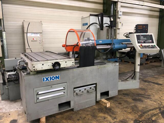 więcej zdjęć Ixion TL 1000 CNC.1 Wiertarki do głębokich otworów