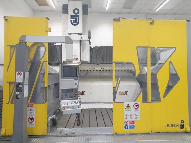 więcej zdjęć Frezarka Jobs LinX Compact 5 Axis