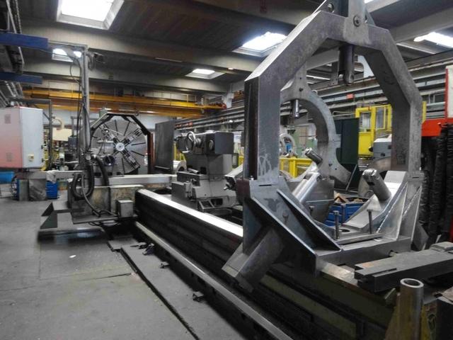 więcej zdjęć Tokarka Pontigia PH 800 E CNC