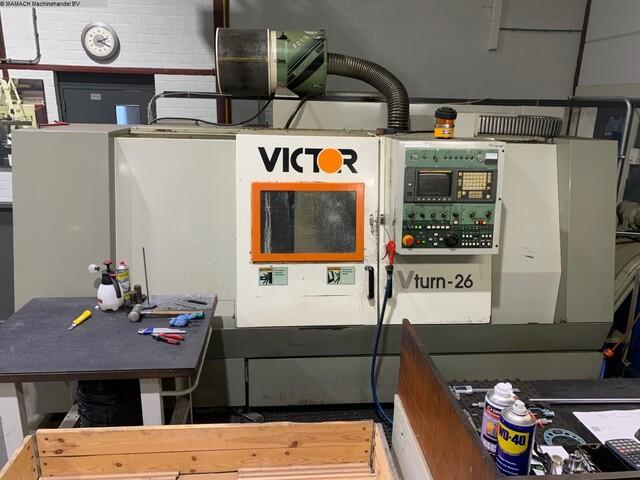 więcej zdjęć Tokarka Victor V-Turn 26 / 100 CV